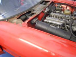 Autoservice Auto Alfa Spider Werkstatt Fenster Muenchen