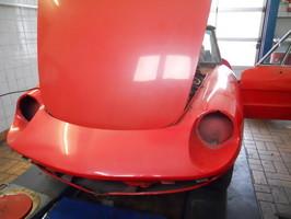 Autoservice Auto Alfa Spider Werkstatt Motor Muenchen