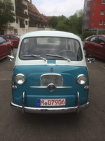 Autoservice Fiat Multipla Muenchen