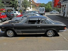 Autoservice Fiat2300 S Coupe Muenchen