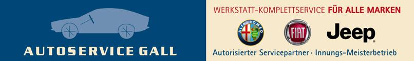 Autoservice Gall Logo