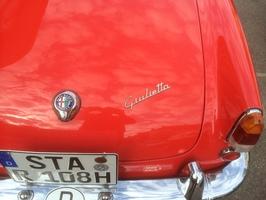 Autoservice Giuliette von oben Muenchen
