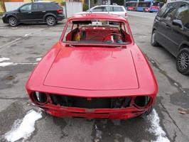 Autoservice Oldtimer Alfa GT Junior repariert Muenchen