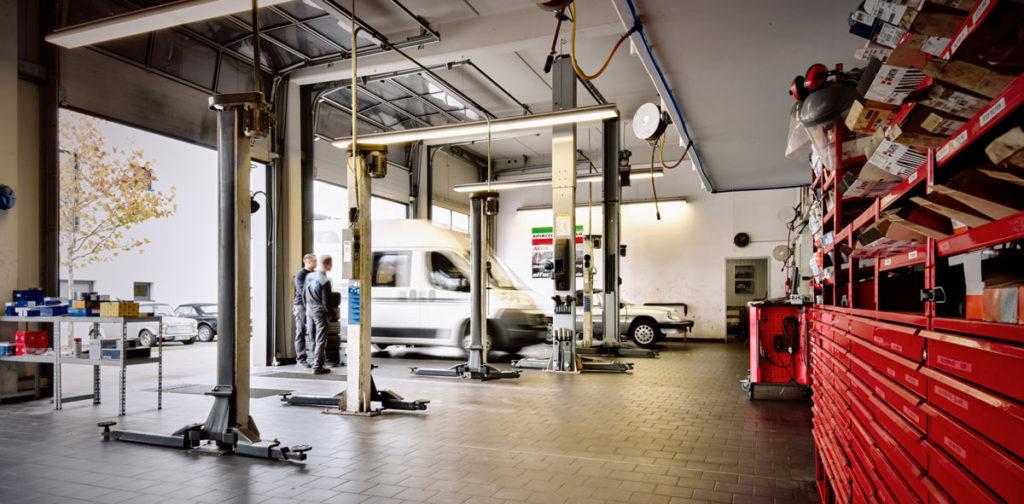 Autoservice Werkstatt Spinter Muenchen